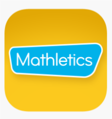 Mathletics Yellow Logo